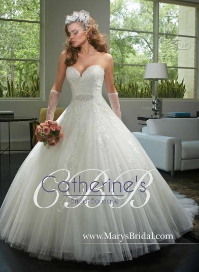 Mary's Bridal style #6416