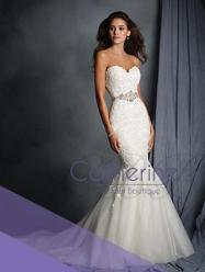 Alfred Angelo wedding gown style #2526