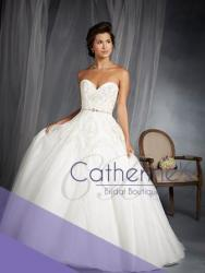 Disney Fairy Tale Wedding Collection by Alfred Angelo wedding gown style #246