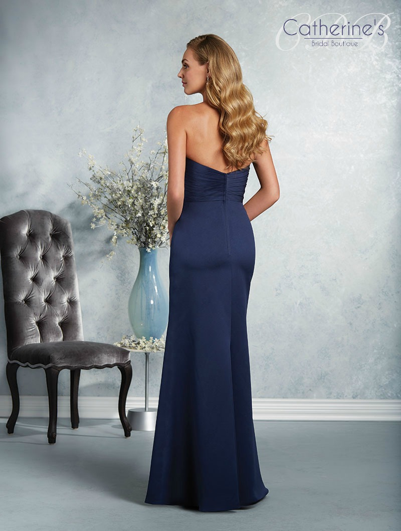 Alfred Angelo style #7414 back
