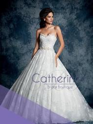 Alfred Angelo Sapphire Collection wedding gown style #893