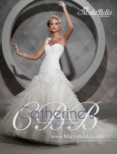 Mary's Bridal style #3Y215