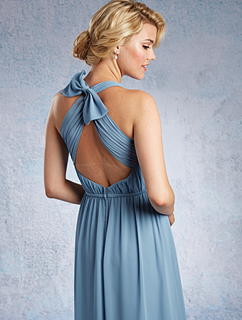 Back of Alfred Angelo Style #7333L and #7333S