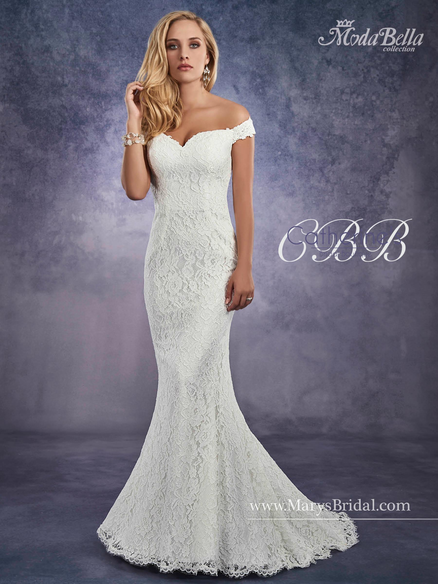 Mary's Bridal style #6539