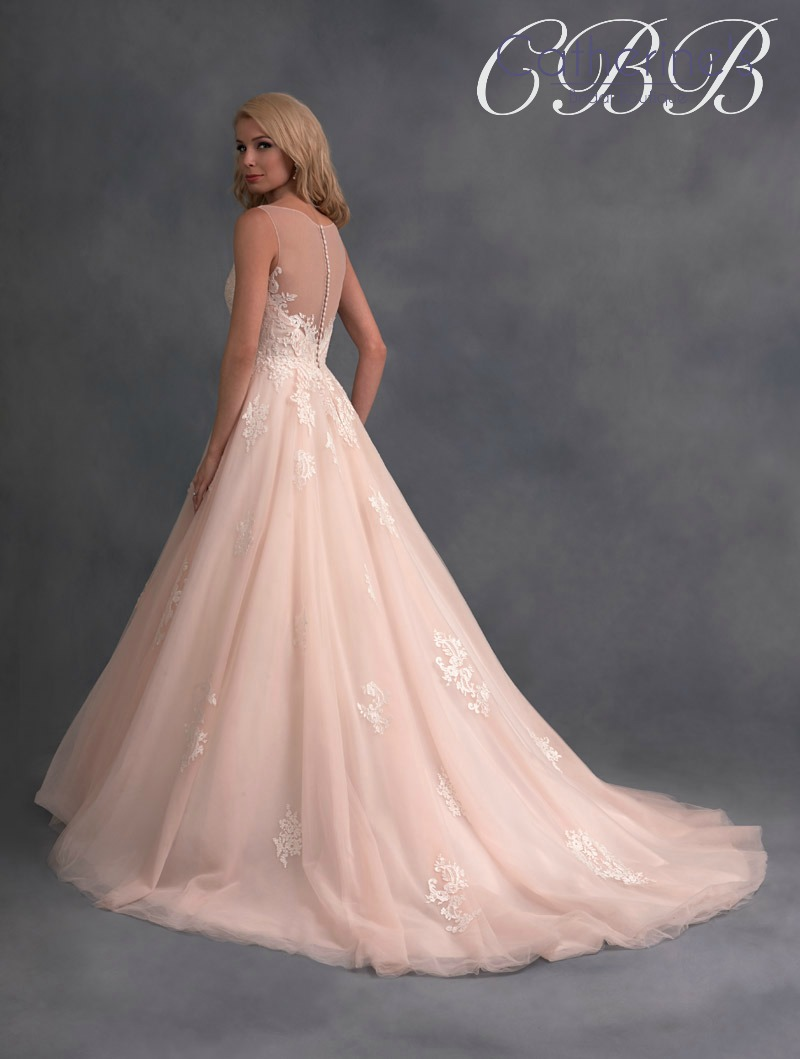 Alfred Angelo 2577 back