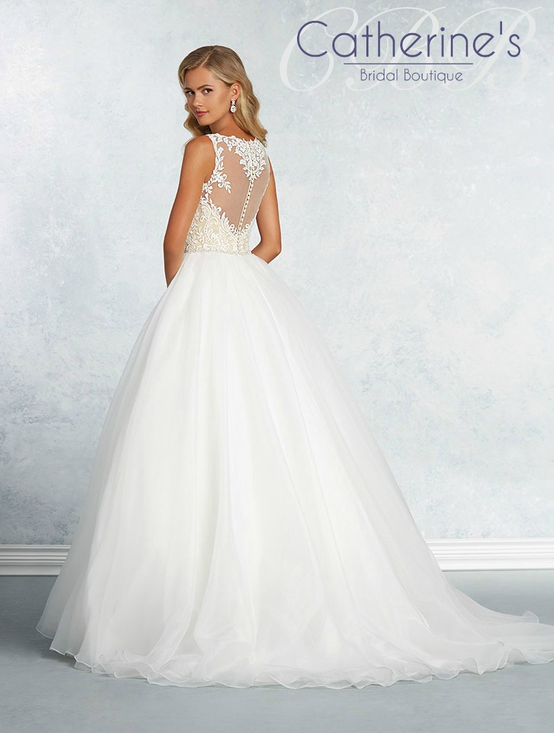 Alfred Angelo 2619 back
