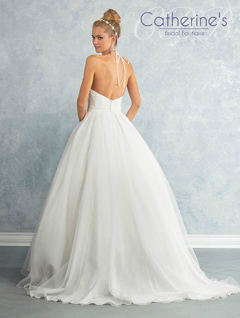 Alfred Angelo 2644A back