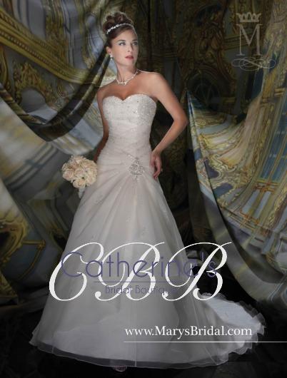 Mary's Bridal style #5294