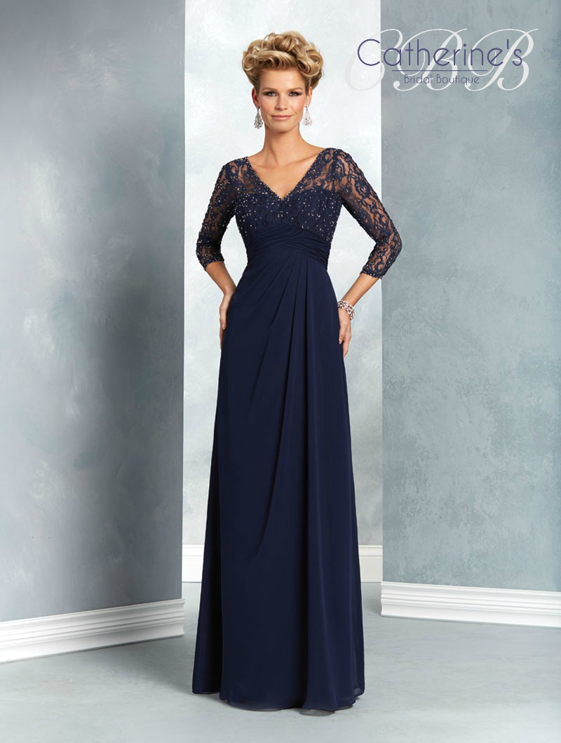 Mother of the Bride dress inventory at Catherine\'s Bridal Boutique