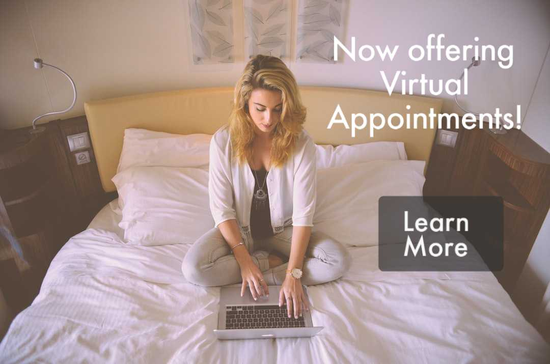 Learn more about virtual appointments here!