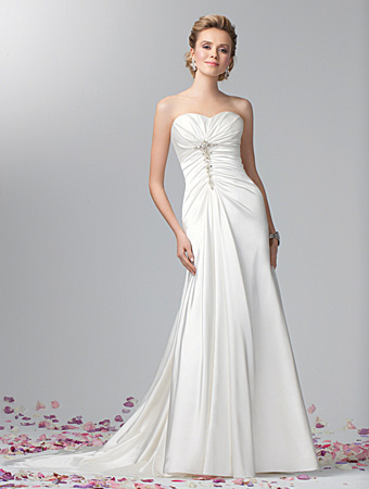 Alfred Angelo wedding gown style #2386