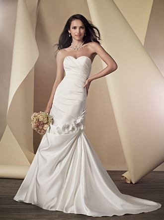 Alfred Angelo Wedding Gown style #2444
