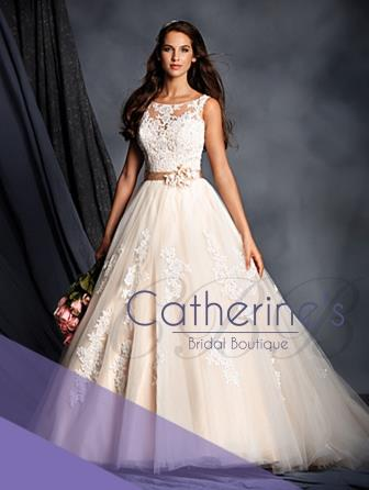 Alfred Angelo wedding gown style #2508
