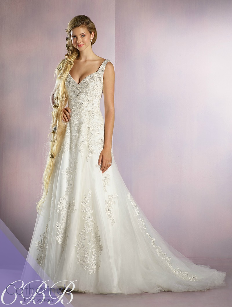 Alfred Angelo Disney Collection ~ Rapunzel