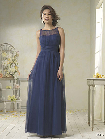 Alfred Angelo Style #8611L ~ Soft net