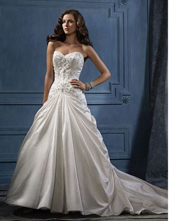 Alfred Angelo wedding gown style #865