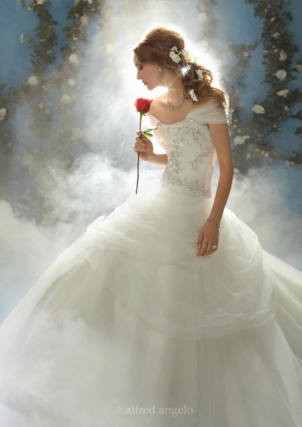 Alfred Angelo Disney Collection ~ Belle