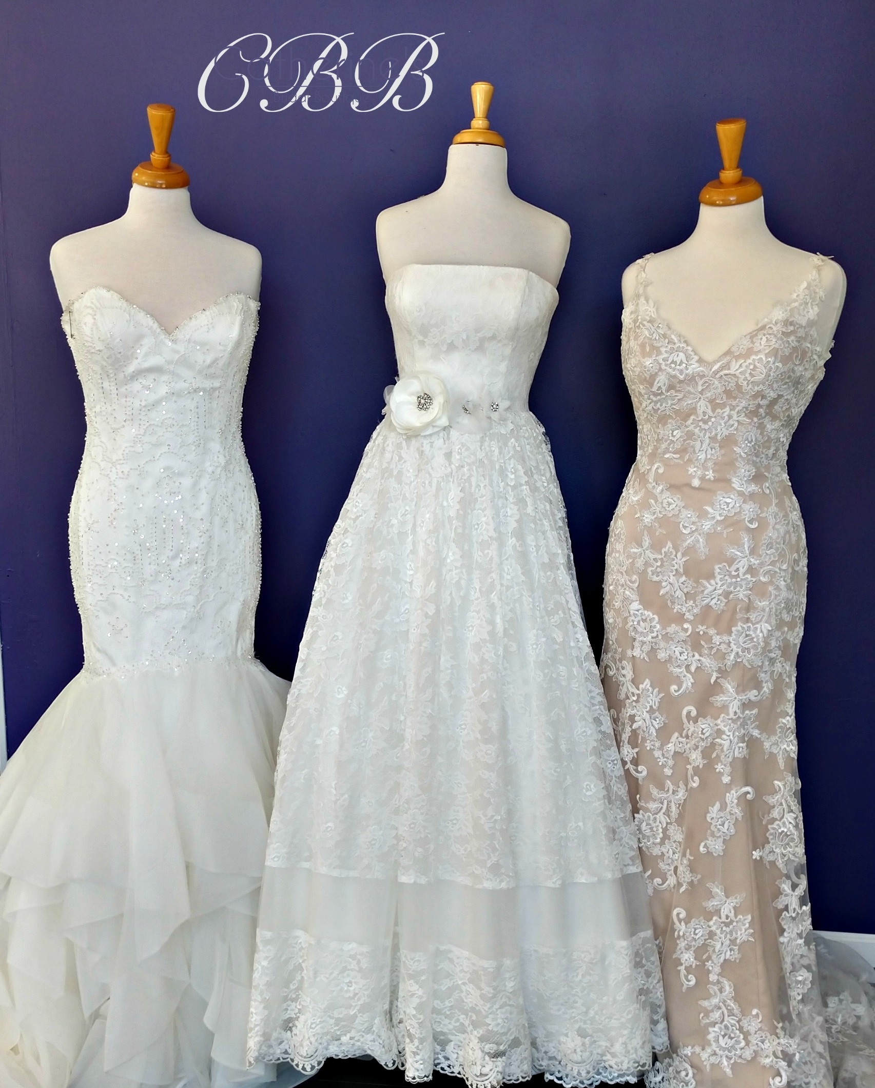 Click here to learn more about the Wedding Gown Clearance Event!