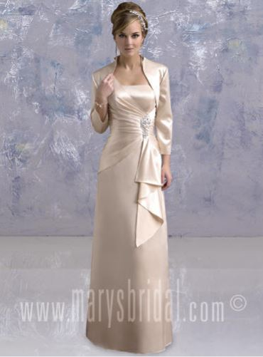 Mary's Bridal mother of the bride style #M1305.