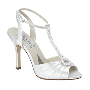 Izzie wedding shoe from Touch Ups