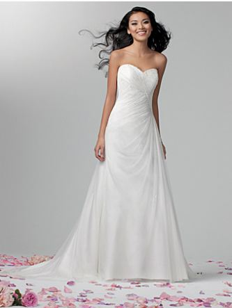Alfred Angelo wedding gown style #2387